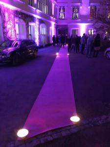 Aussteller auf der Hochzeitsnacht in Bendorf / Sayn