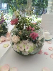 Blumen Hochzeitsdekoration