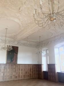 Märchenhochzeit im Schloss